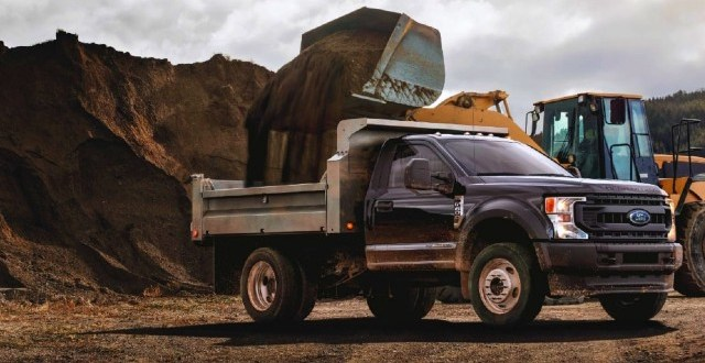2022 Ford F-600 release date
