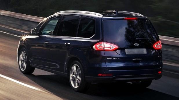2022 Ford Galaxy hybrid