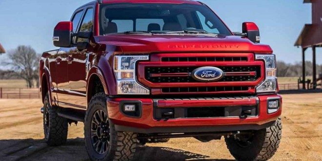 2023 Ford F-250 price