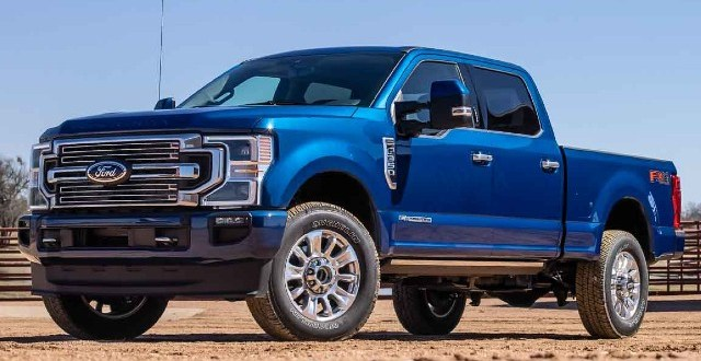 2023 Ford F-350 price
