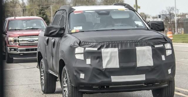 2023 Ford Ranger redesign