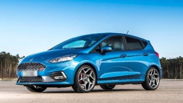 2023 Ford Fiesta ST