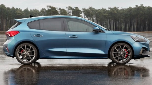 2023 Ford Focus ST