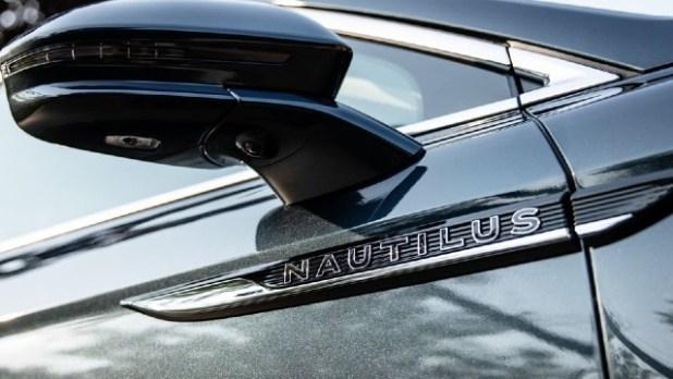 2023 Lincoln Nautilus release date