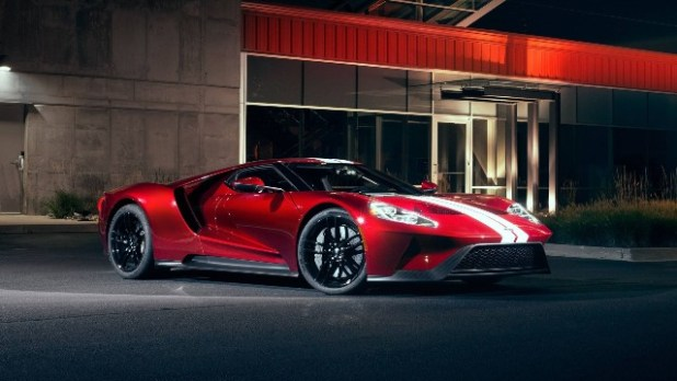 2023 Ford GT release date