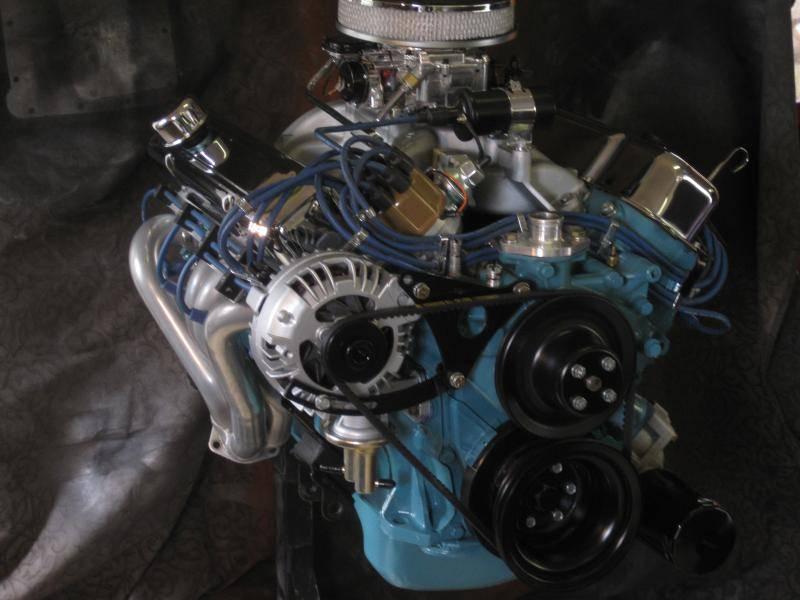 383 Magnum Engine Award Winner Blueprinted For E