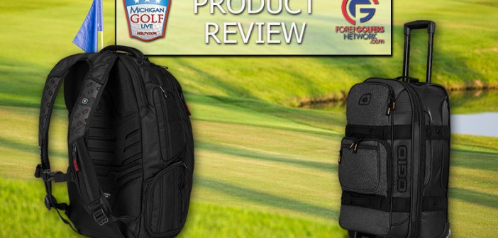 Product Review – OGIO Golf, Backpacks, Luggage