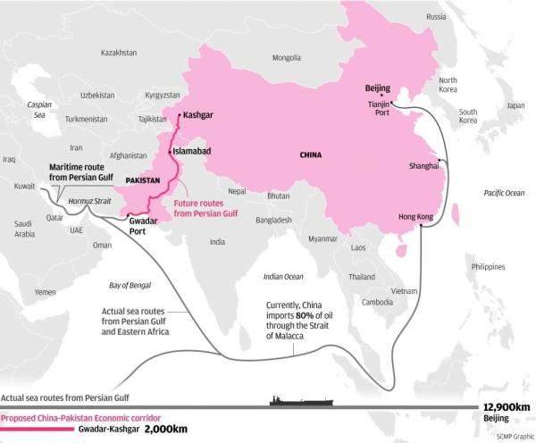 Strengthening China-Pakistan ties: leaders meet ahead of ...