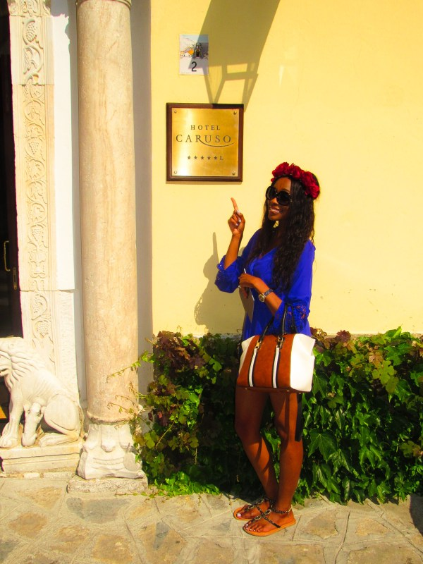 ravello italy by popular Dallas travel blogger Foreign Fresh & Fierce