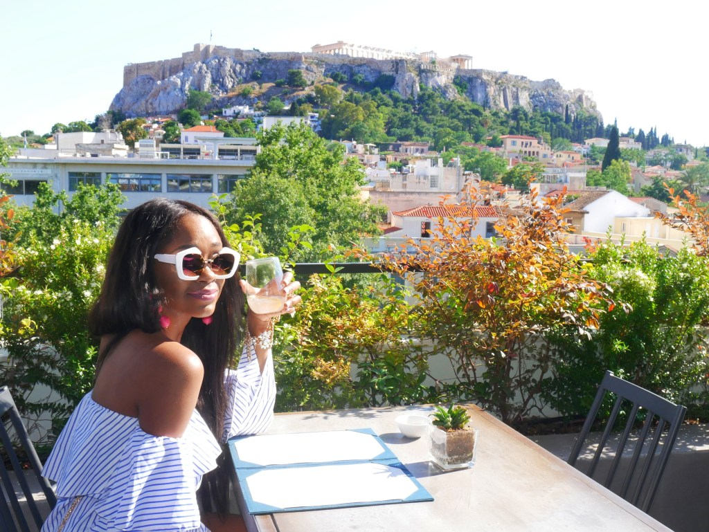 the zillers athens hotel by popular Dallas travel blogger Foreign Fresh & Fierce