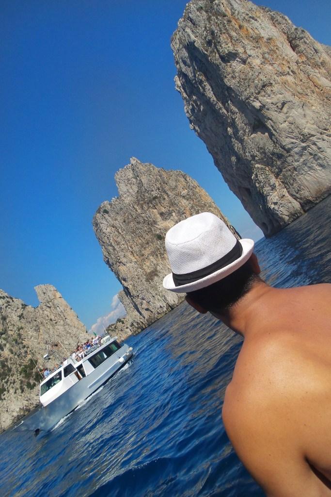 Motoscafisti capri boat tour