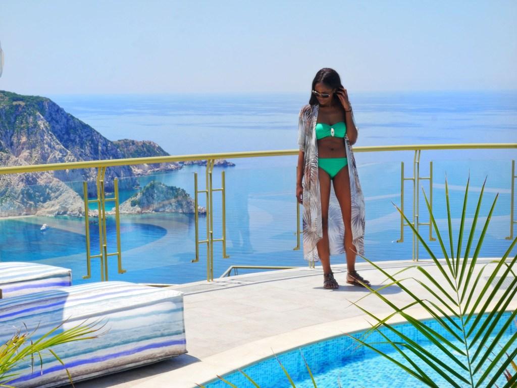The Most Breathtaking Views at Petani Bay Hotel Kefalonia, Greece