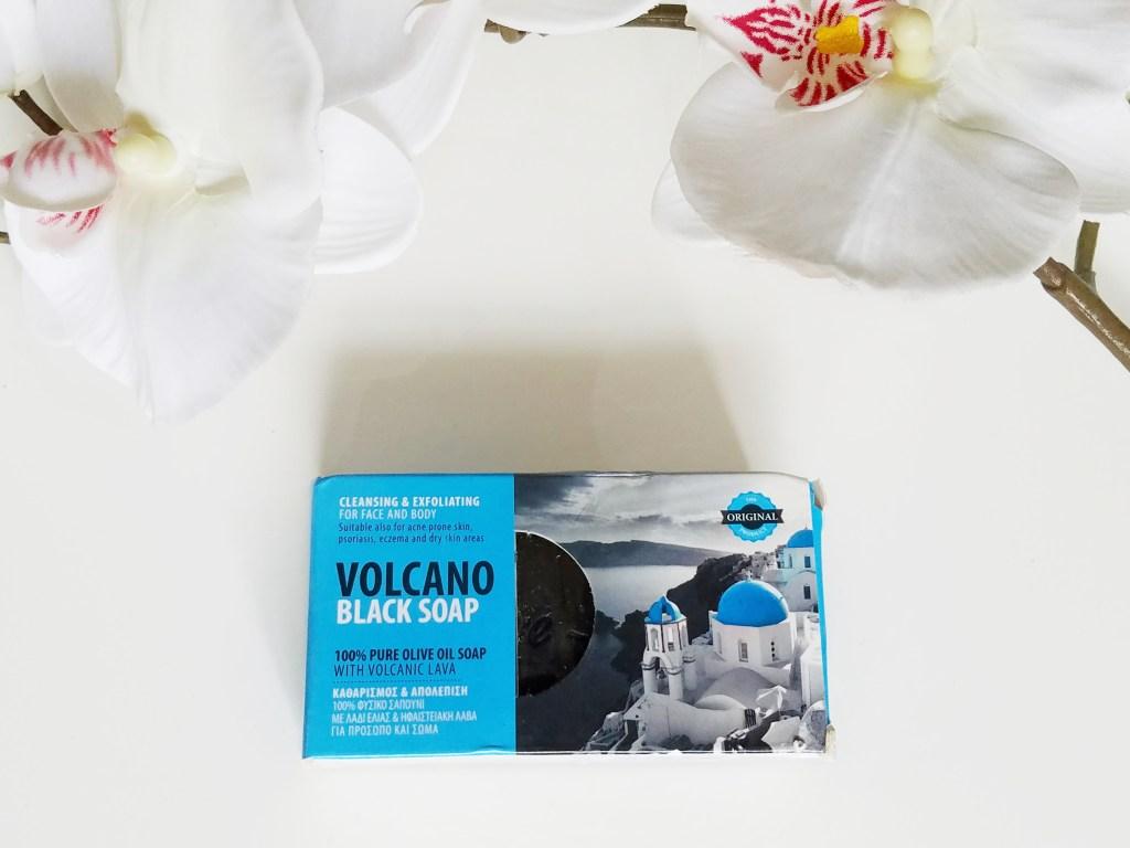 volcano lava soap