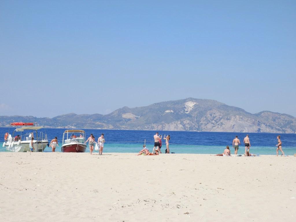 Travel Guide: Exploring Zakynthos Greece by popular Dallas travel blogger Fresh Foreign & Fierce