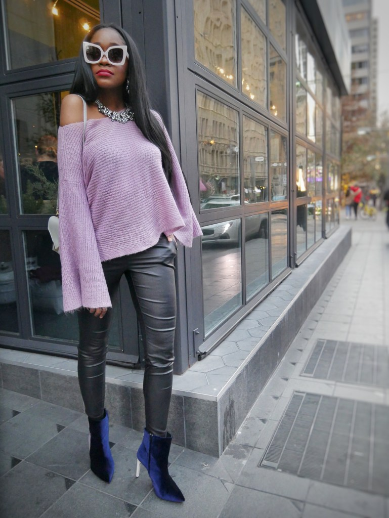 Fashion Trend: Ring My Bell Sleeve by popular Dallas fashion blogger Foreign Fresh & Fierce