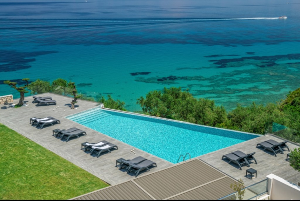 Where to Stay in Zakynthos: Kymothoe Elite by popular Dallas travel blogger Foreign Fresh & Fierce