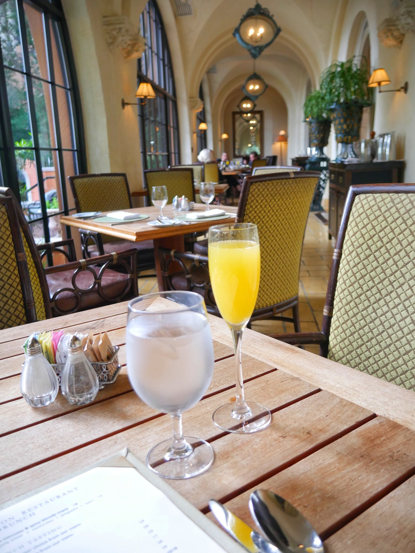 Dallas Hotel Dining – The Rosewood Mansion European Taste