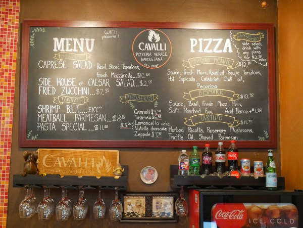 Cavalli Pizza A Taste of Italy in Dallas Texas