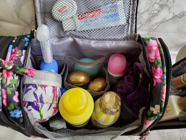 Hanging Toiletry Bag travel essentials