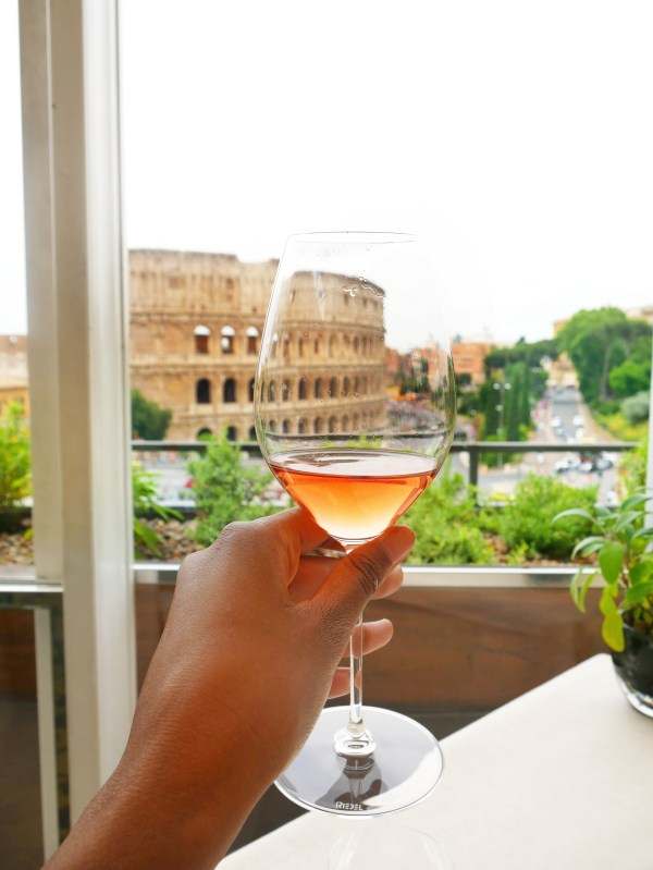 Aroma Restaurant - Rome Restaurant with a View