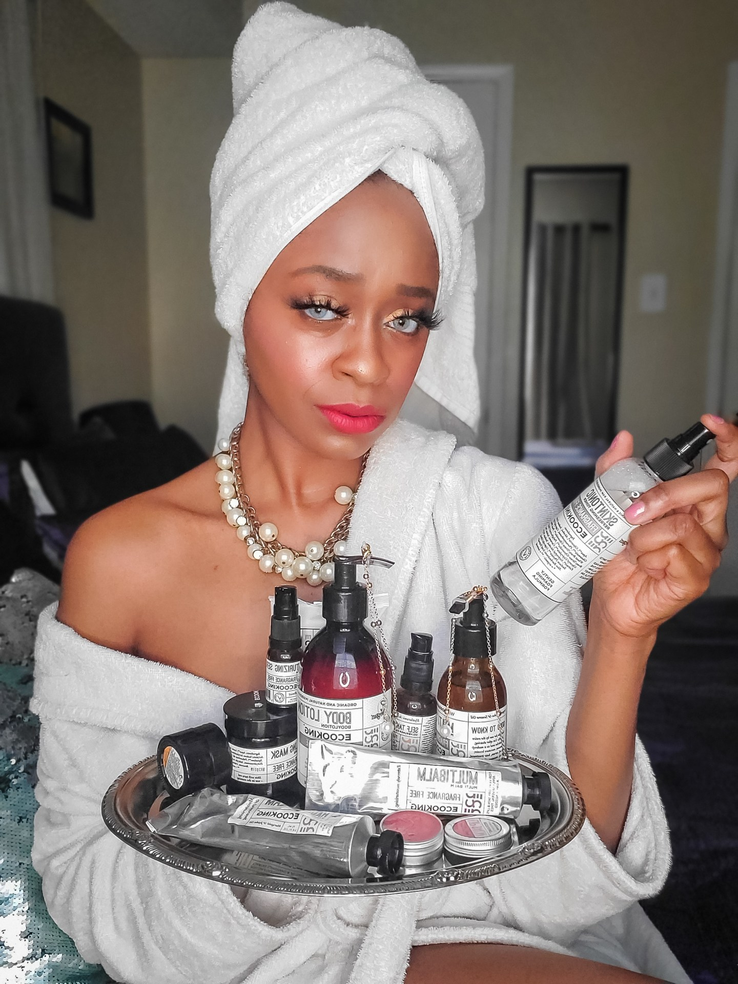 Skincare Chronicles: Self-Care During Quarantine