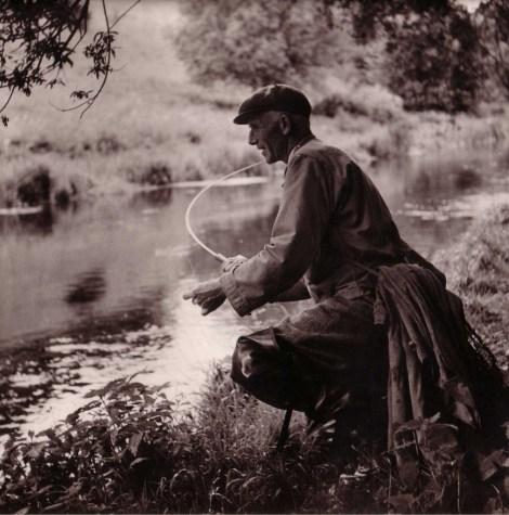 Frank Sawyer, River Avon, Wiltshire (UK)