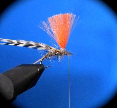 Parachute Adams Step 5