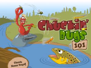 Fliegenfischen App Olive Woolly Bugger 3