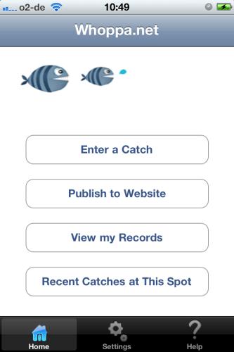 Fliegenfischen Flyfishing Apps10