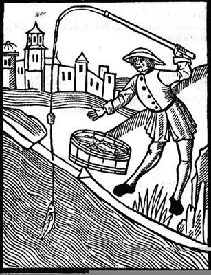'Treatyse of fysshynge wyth an Angle' (1496)