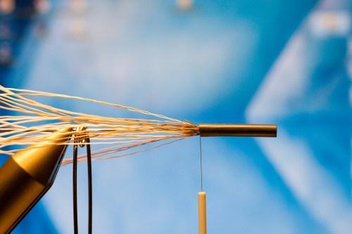 Forelle Äsche Fliegenbinden Schnake Crane Fly Daddy Long Legs4