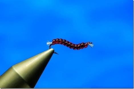Blog Fliegenbinden Sven Ostermann Bloodworm6