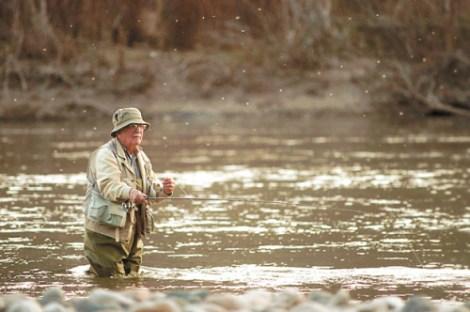 Sylvester Nemes © Erik Petersen (Bozeman Daily Chronicle)