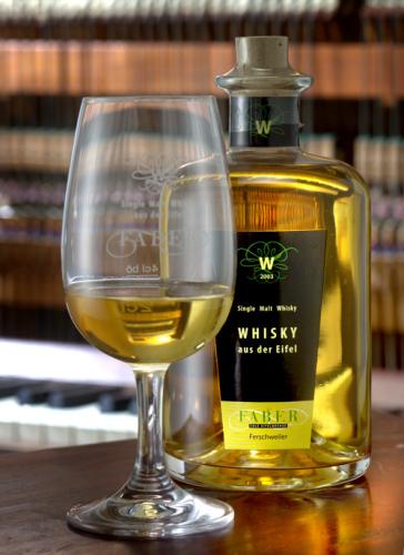 Faber Whiskey Eifel