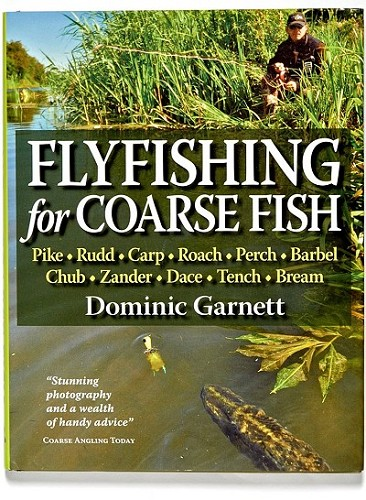 Dominic Garnett - fly fishing for coarse fish