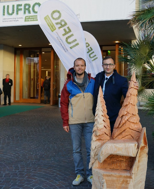 Forest Monitor team IUFRO 2017