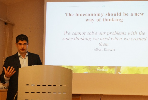 bioeconomy Marc Palahi