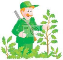 Leśniczym się bywa