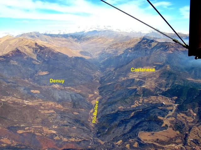 El Pirineo sufre la peor racha de incendios en años