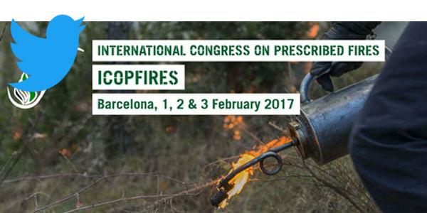 Congresos científicos y Twitter (II): un análisis de #iCOPFires