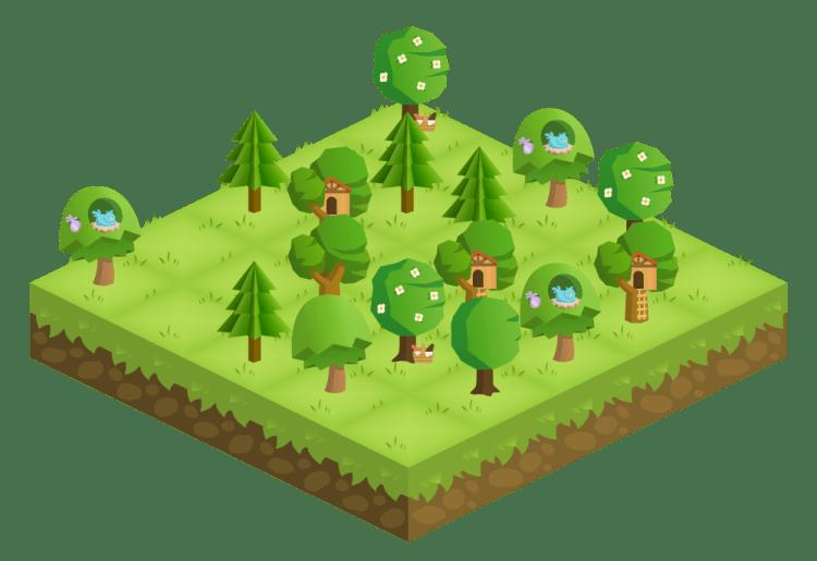 Forest app per il time management: un metodo per trovare il tempo per scrivere