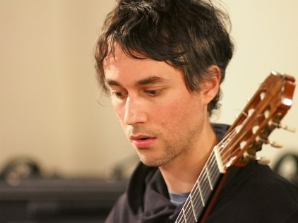 Jonathan Barriault - Guitare