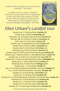 From New York to Seattle, the Tour