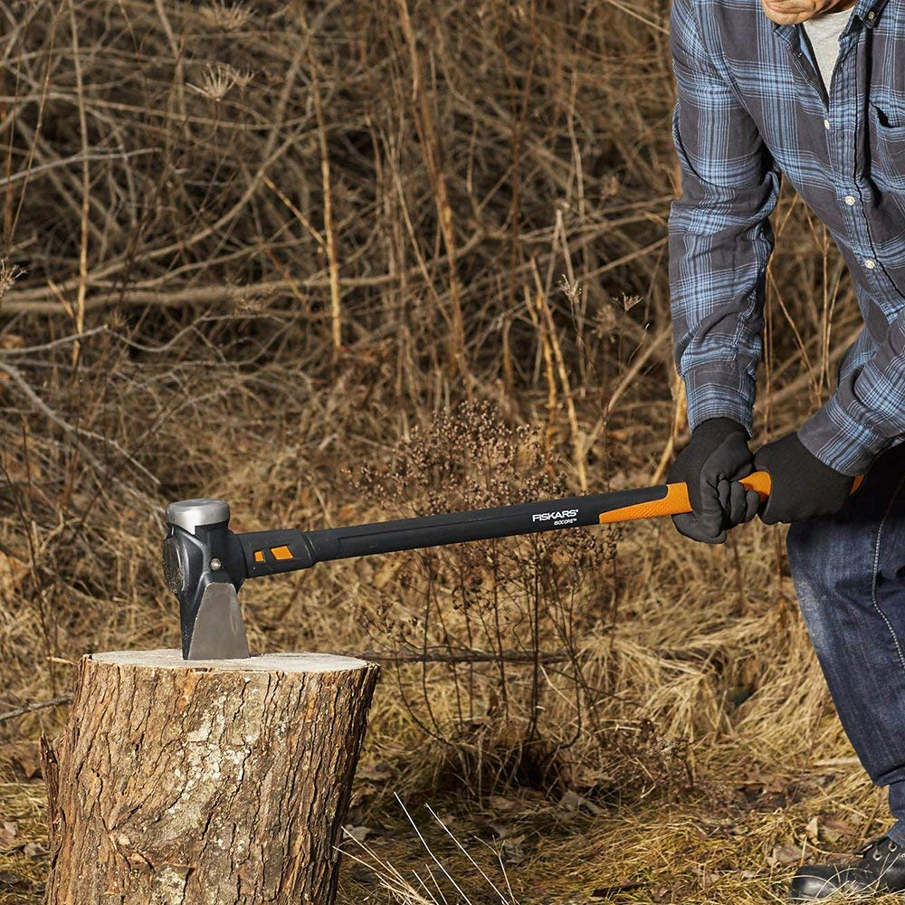 Fiskars_Iso_Core_Maul_36_Inch_manually_operated_splitting_axe