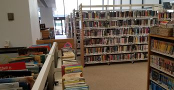 Cleveland Park Library @ Van Ness closing on May 19