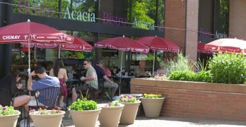 Neighborhood in the news: Restaurant accolades and activism