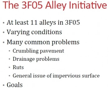 Alley Initiative