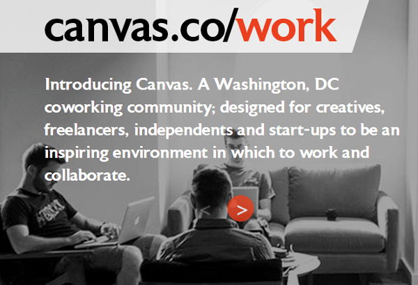 A Canvas Co/work space. (from canvas.co/work)