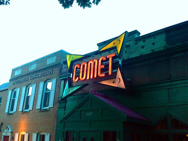 Comet Ping Pong (photo by Flickr user sinksanctity)