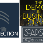 """FHC Presents: """"Demon in Business Class"""" book talk at Soapstone Market"""